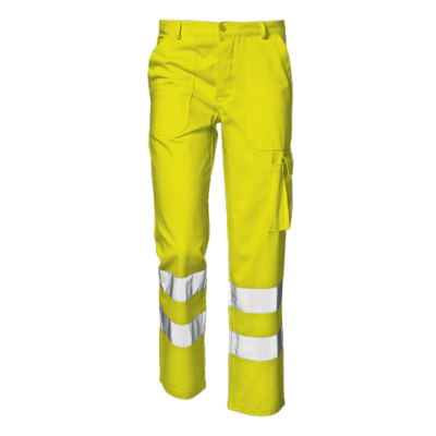 Pantalone Flash Giallo A.V.