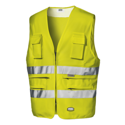 Gilet Traffic Giallo A.V.